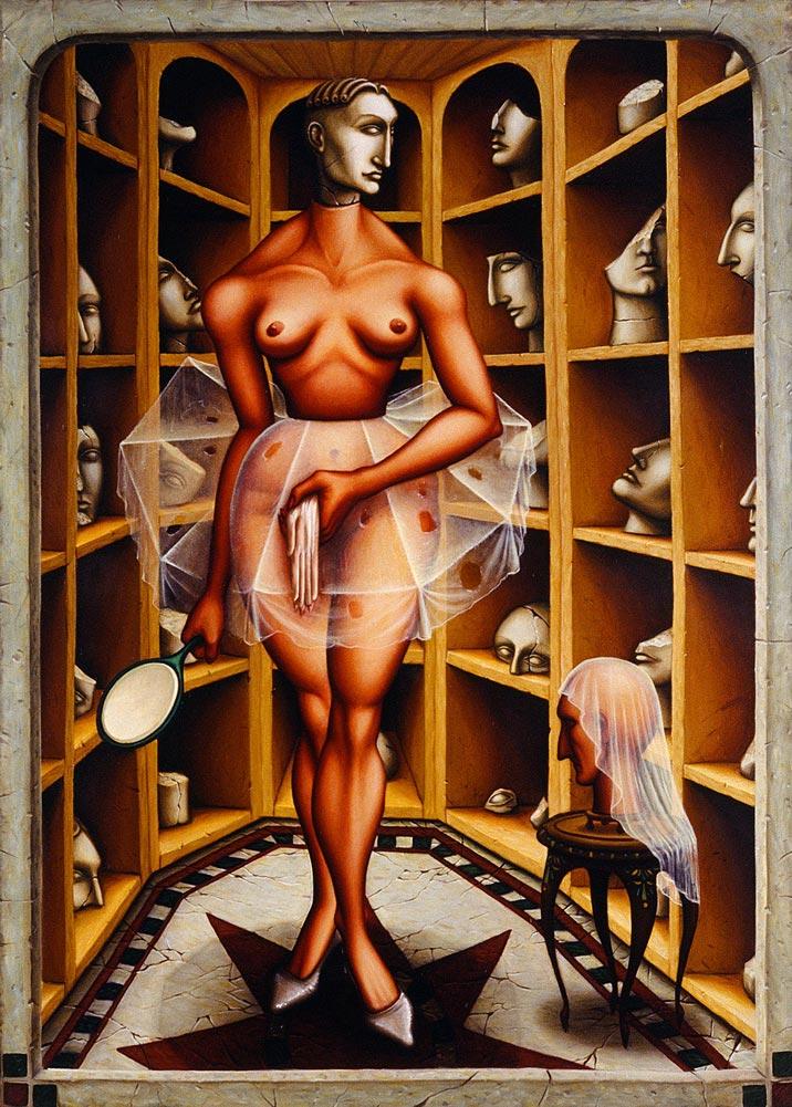 Venus of the Closet